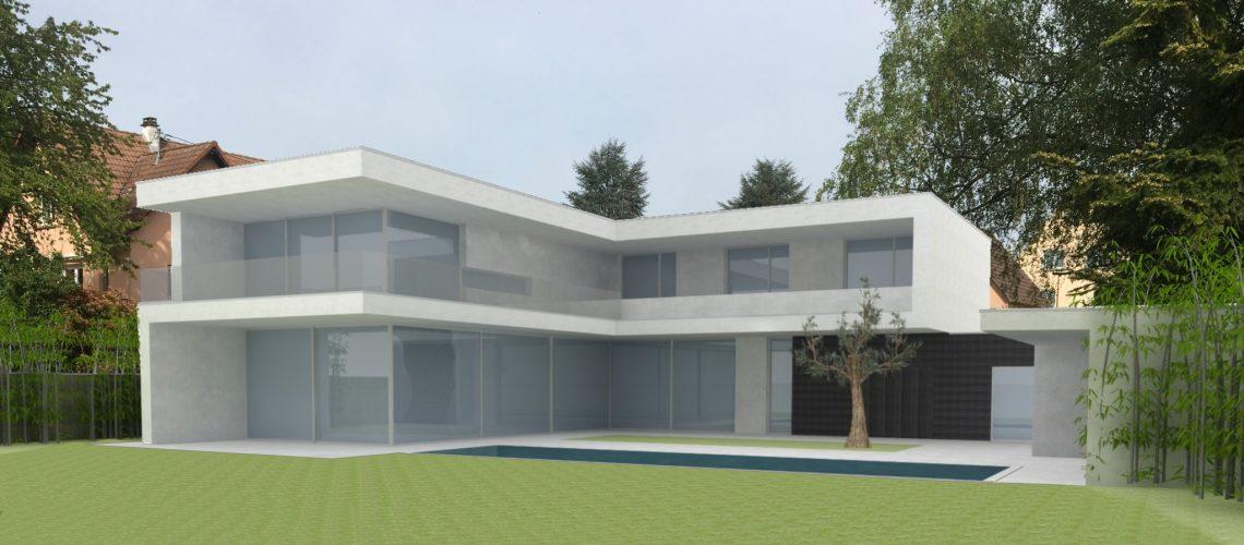 Villa à Mundolsheim